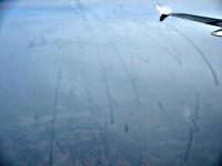 Sub-120° parhelion photographed