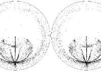 Lars Gislén's streetlight halo simulator