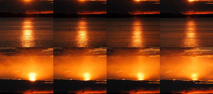 Double sun effect