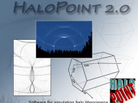 New halo simulation program, HaloPoint 2.0, released