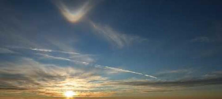 Sunvex Parry arc on Lysa hora
