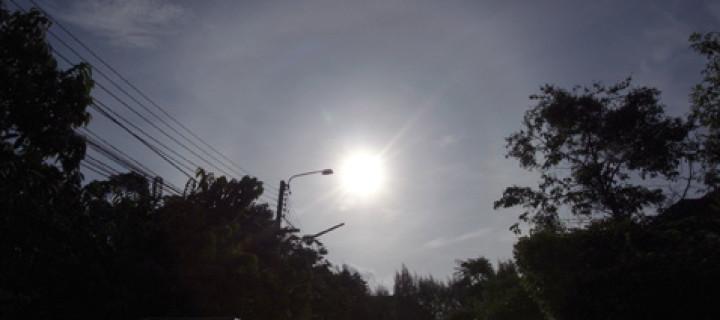 Pyramidal halo from Thailand