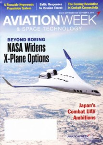 Aviation Week & Space Technology 2016 September - October