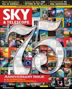 Sky & Telescope 2016 November