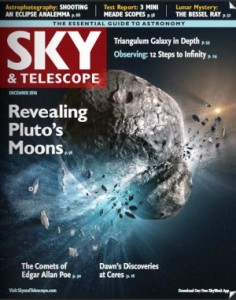 Sky & Telescope 2016 December