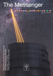 The Messenger, no 164, 2016, June