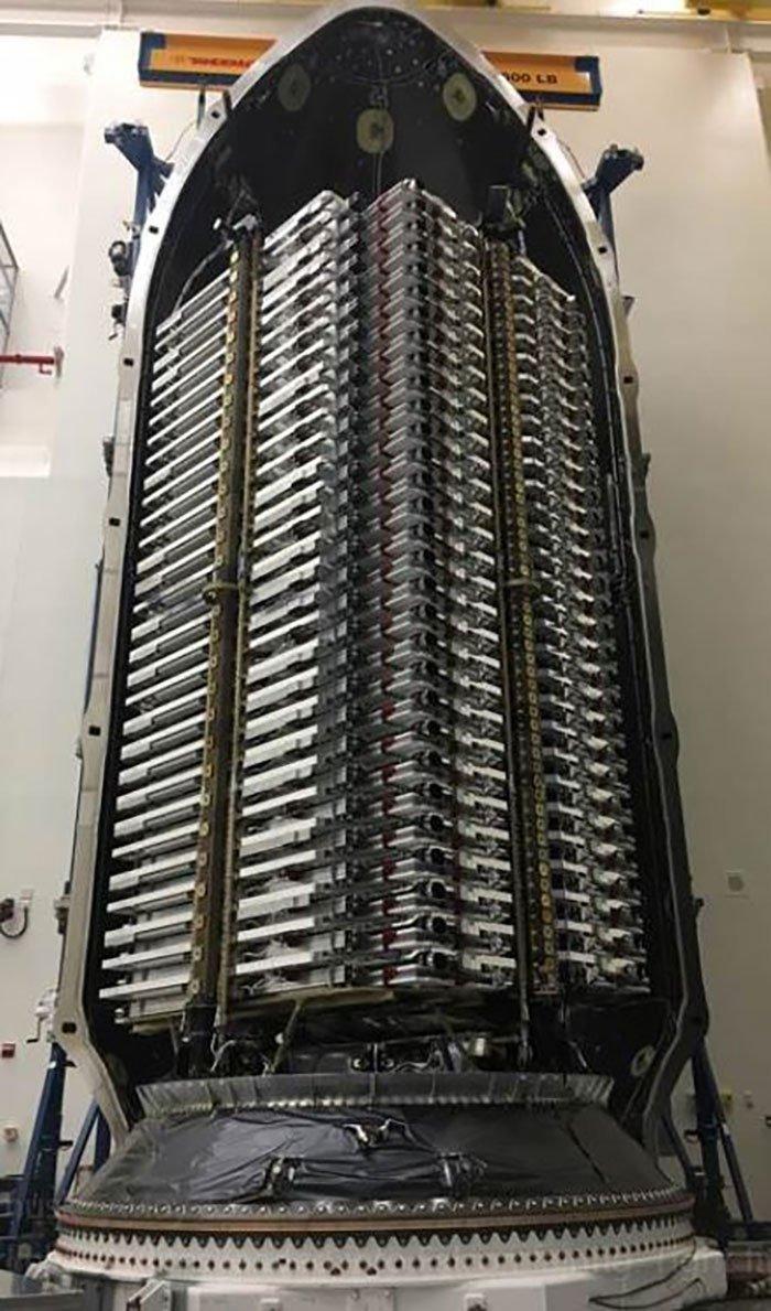 SpaceX laukaisi 60 uutta Starlink-satelliittia 7. tammikuuta 2020