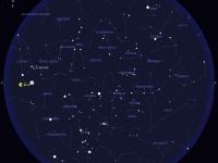 Tapahtumat taivaalla loka-joulukuussa 2014