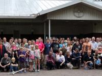 Tähtiharrastajien Cygnus -kesätapaaminen järjestettiin Mäntsälässä 17.-20.7.2014