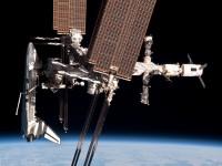 Avaruusasema ISS näkyy yöllä