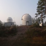 Tähtikallion observatoriot.
