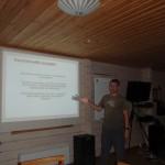 Riku Henriksson kertoo säähavaintoprojektistaan.