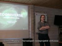 Videokooste laitepäiviltä 2014
