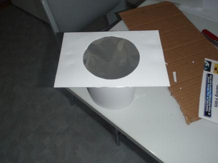 Kuva 9. Aurinkosuodin on valmis!