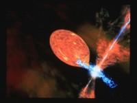 Hyvin harvinainen symbioottisen tähden purkaus