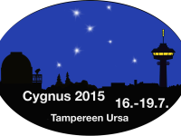 Kesän 2015 Cygnus Ylöjärvellä