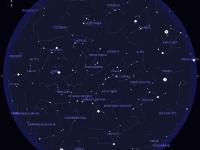 Tapahtumat taivaalla touko–kesäkuussa 2015