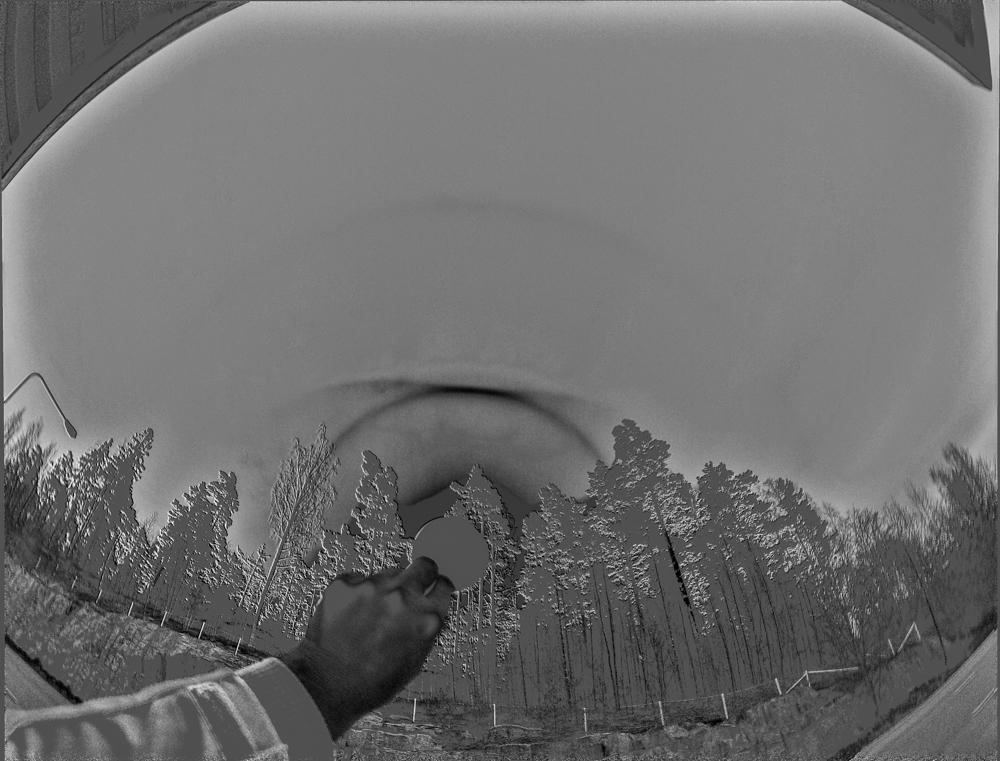 Halonäytelmä Espoossa 10.4.2015. Kuvaa: Jyri Kosonen.