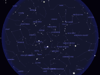 Tapahtumat taivaalla heinä-elokuussa 2015