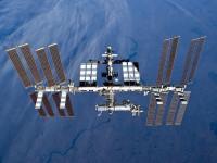 Avaruusasema ISS näkyy aamulla