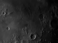 Hyginus – kaldera keskellä Kuuta