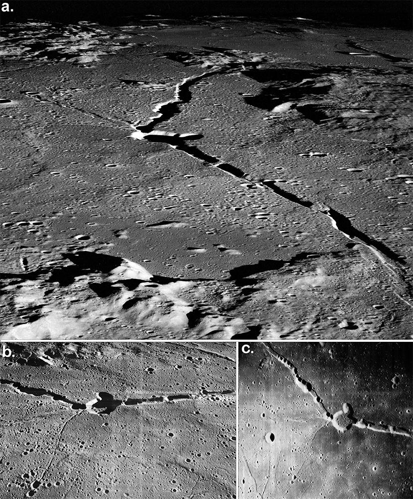 Rima Hyginus kiertoradalta, Apollo 10
