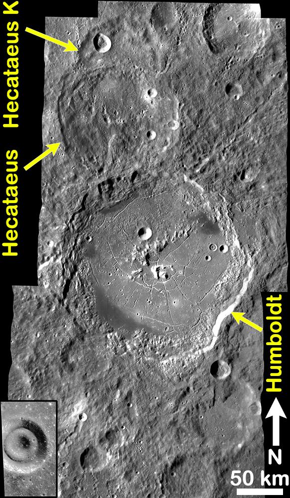Humboldt, kartta