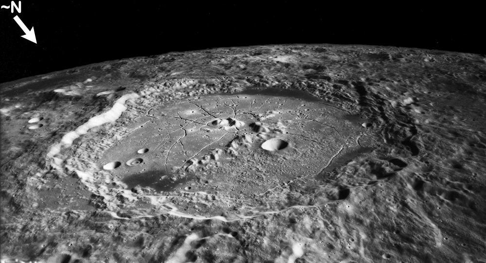 Humboldt, Apollo 15