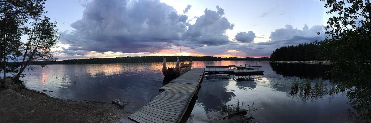 Cygnus 2016 järvimaisemaa. Kuva: Jorma Koski