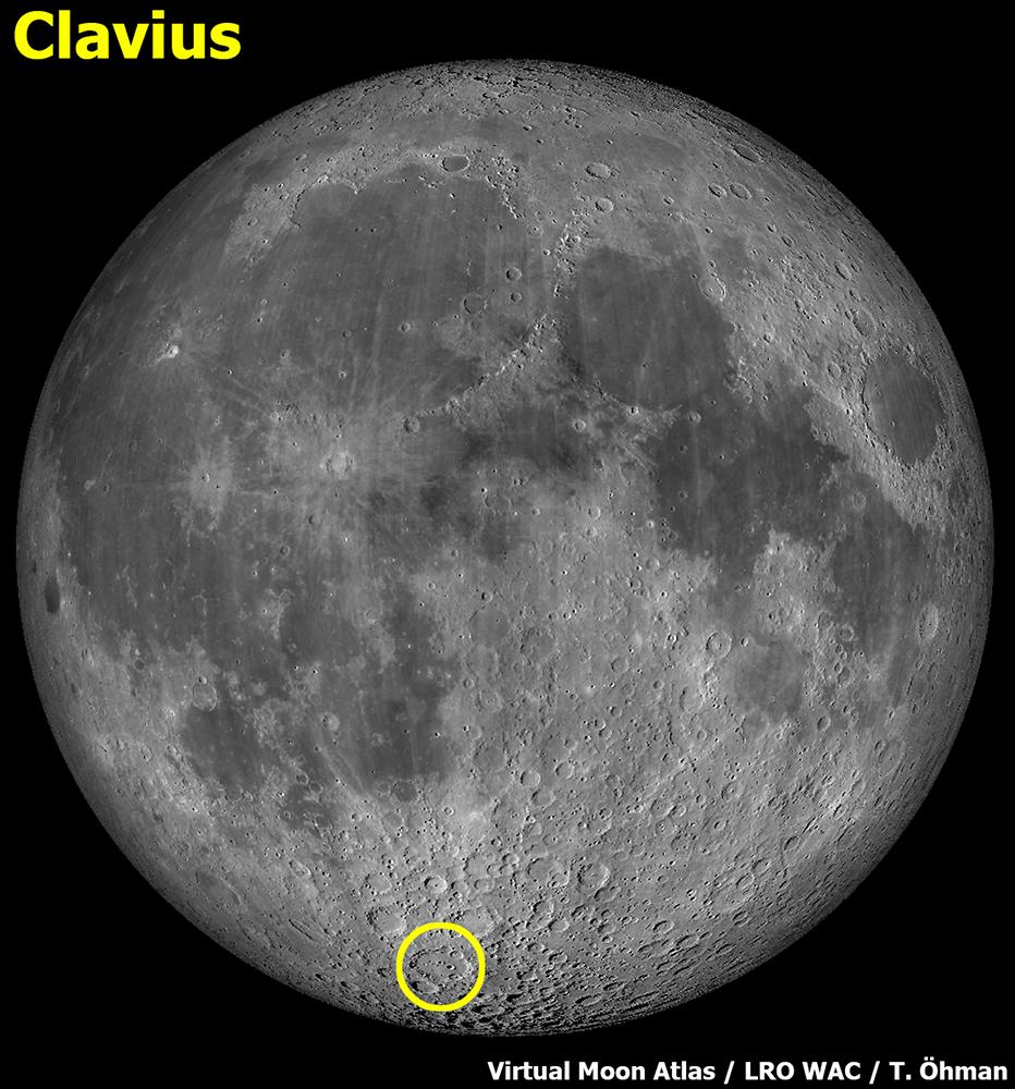 Clavius VMA/LAC
