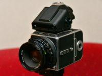 Kamera legendaaristen avaruuskuvien takana