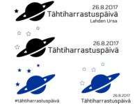 Tähtiharrastuspäivän logokilpailu ratkennut