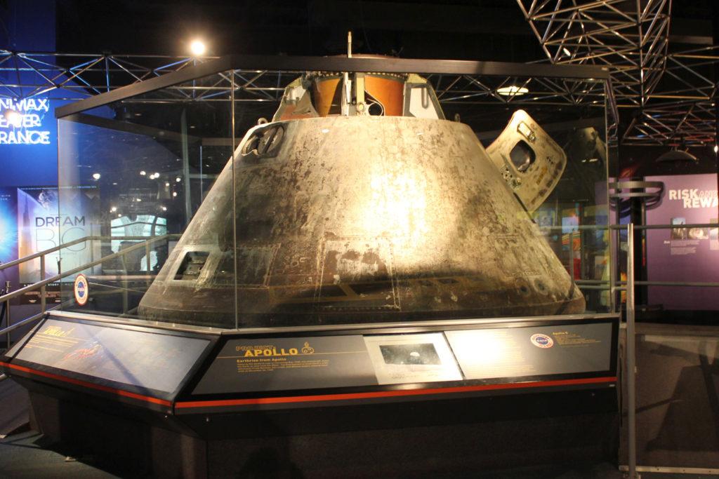 Eeva-Kaisa Ahlamo, Apollo 8