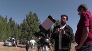 Chileläisiä harrastaja-astronomeja, Kari Helander
