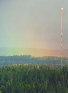 Sateenkaari Laukaassa 27.8.2017, Ilpo Liimatainen