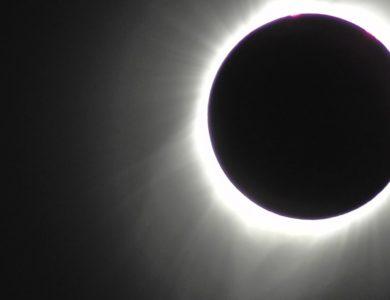 Elokuun 2017 Auringon ja Kuun pimennykset