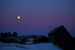 Kuu ja Maan varjo, Pirjo Koski