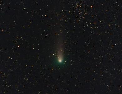 Syksyn komeettoja