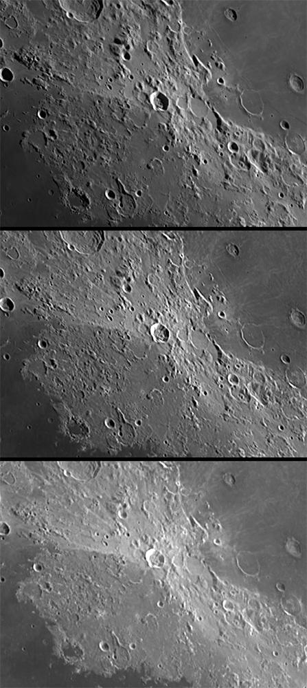 Kuva 10: Proclus, Syynimaa 1.–3.5.2017