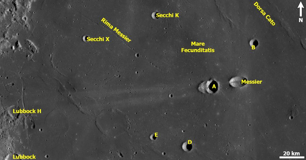 Kuva 11: Messier+nimet, WAC