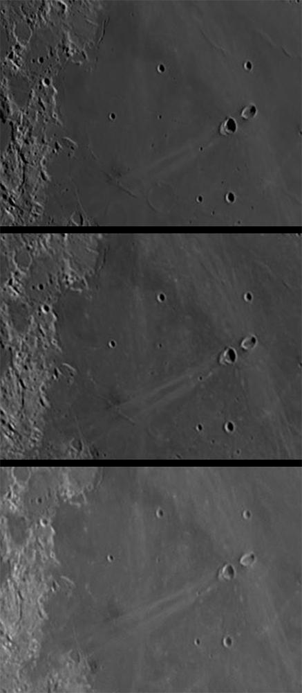 Kuva 14: Messierit, Syynimaa 1.–3.5.2017