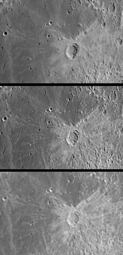Kuva 23: Petavius B, Syynimaa 1.–3.5.2017