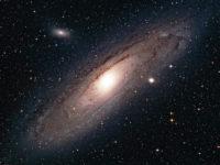 Kuvauskohteena M31 -Andromedan galaksi