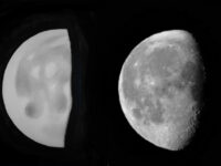 Haasteena piirroshavainnointi, kohteena Kuu