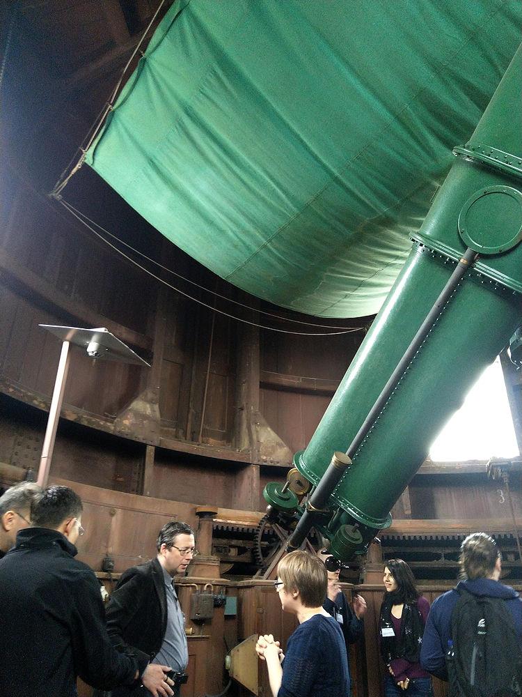 Exoplanet WS - observatoriokierros