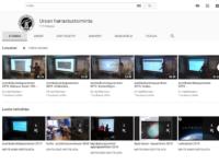 Esitelmiä, ohjeita, ihmisiä – Ursan harrastustoimintaa Youtubessa