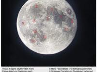 Lunar 100 –  kuukohteiden Messierin luettelo