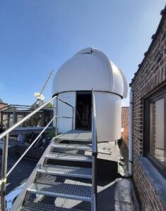 EVS2019 MIRA-tähtitorni