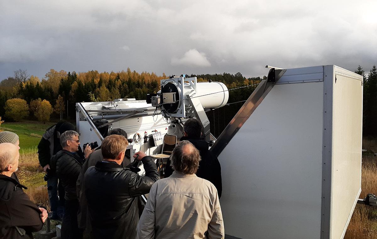 UAA observatorio