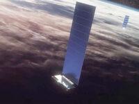 Internet-satelliitit valloittavat taivasta